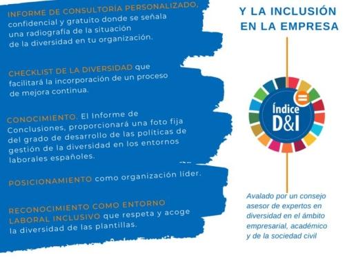 V INDICE D&I: Estudio sobre gestión de la diversidad en la empresa