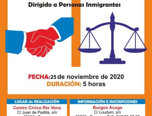 CURSO Mercado de Trabajo y Legislación Laboral (25 de noviembre)