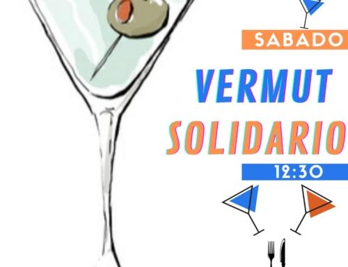 Vermut Solidario 10 JULIO