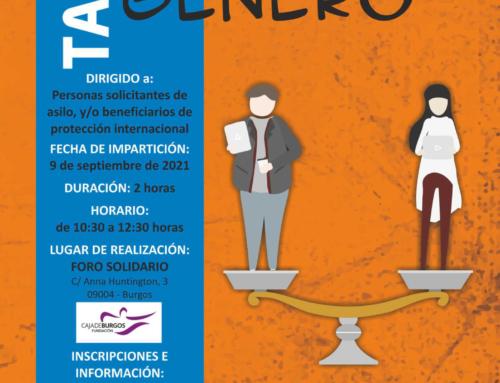 TALLER Empleo y Género (9 de septiembre)