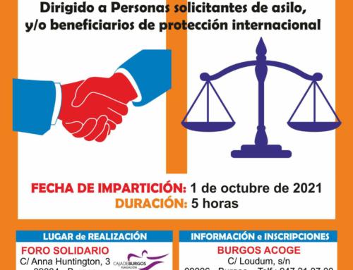 TALLER Mercado de Trabajo y Legislación Laboral (1 de octubre)